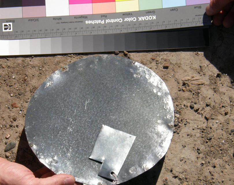 2 samples of Russia iron – 6 views
