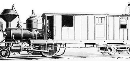 Timeline of Transition of Southern Pacific Company 1890-1901